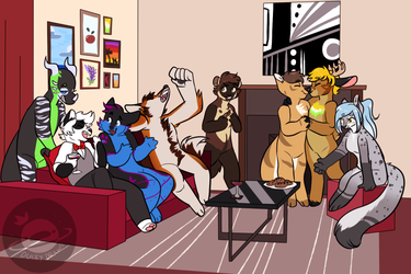 [COMM] House Party by ducclord