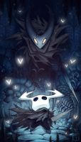 Hollow Knight by ThranTantra