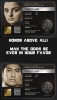 Ode to District 10 tributes by CriminalMasterbrain