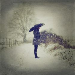 i know how it snows by photoflake