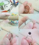 Wire Ring Tutorial by Dj-0