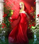 Lady in Red by Jassy2012