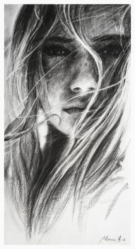 girl.charcoal.indie by AndriyMarkiv
