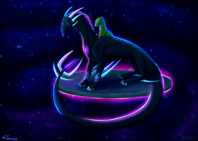 [Contest prize] In the Void by Noxsha