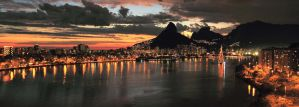 A View of Rio by amaliabastos