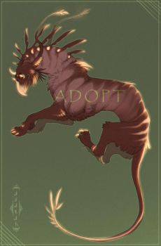 Adopt sale open 30$ by Aspidal