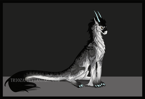 Dragon Design Auction #17 [CLOSED] by Trioza