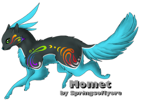 Co-owned: Synesthesia by SpringsofIyore