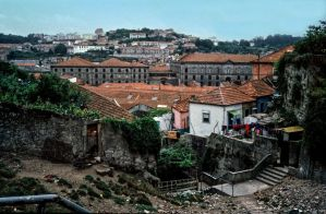 Porto - Portugal by Woscha