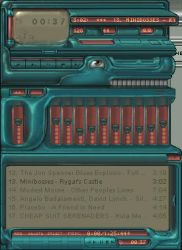 bluish-green whale amp by Greg-and-Fake---2015