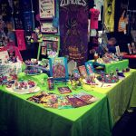 High Fructose Zombies Booth NYCC 2014 by spulunk