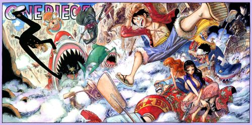Color Spread in Chapter 612 by Claudia-Cher
