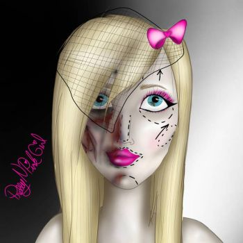 The Barbie of the CP World by PrettyNPinkGirl