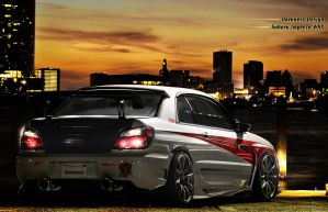 Darkness Design-SubaruImpreza by DarknessDesign