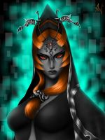 ZELDA - Midna - New Version by A--Nonyme