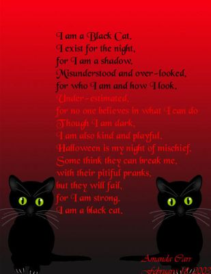 I am The Black Cat by Icesis