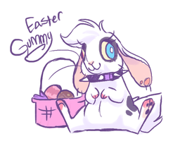 The Easter Gummy by JaneGumball