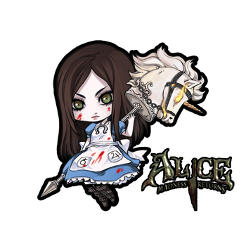 ::chibi american macgee's Alice:: by rann-poisoncage