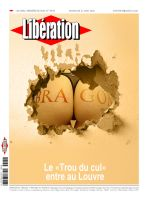 Liberation - Le trou du cul entre au Louvre by Bragon-the-bat