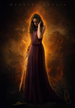 My Fire by AndyGarcia666