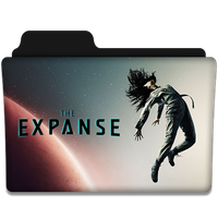 The Expanse : TV Series Folder Icon v2 by DYIDDO