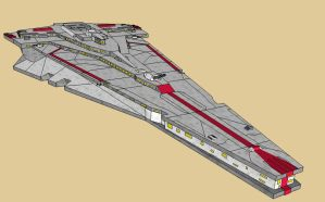 Nebulas Class Star Destroyer by quacky112