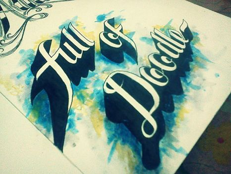 Typography 2 by aivvia
