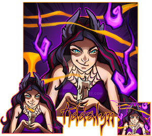 HALLOWEEN 04 Addalyn SET by tiamat
