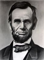 Abraham Lincoln by donchild