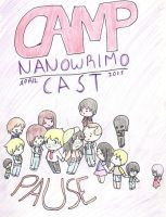 Camp Nanowrimo April 2015 Cast (Pause) by Ahtilak