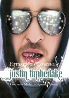 Justin Timberlake DVD Cover by seayo