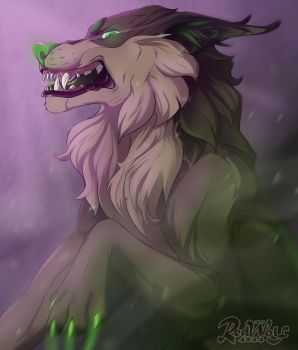 Poisonous Claws by RedWolf4844