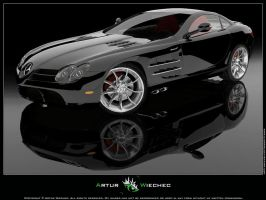 SLR McLaren II by dra-art