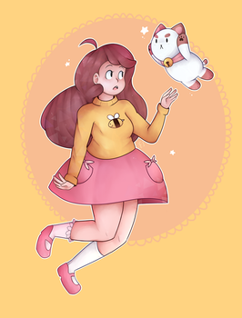 -Puppycat- by Coffee-Evenings