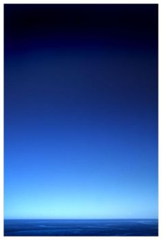 Study of the colour blue by trailstar