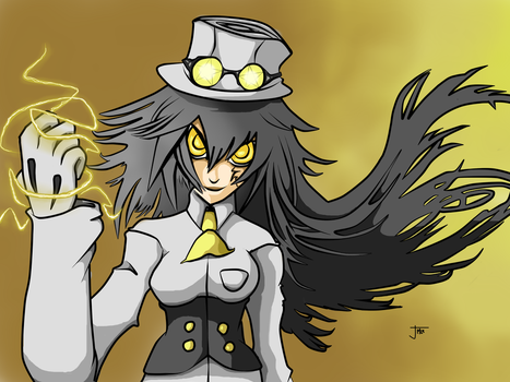 Lucy The Morning Star by MalikJack23
