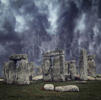 Stone Circle 1b by AStoKo