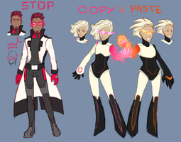 Humanized Control Contest Entry 2 by SKY-Lia