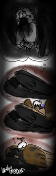 From memories (Comic plus Non-Canon story) by ShrimpLeafCake