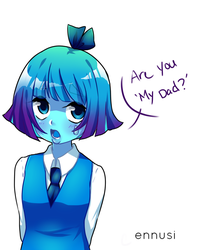 Are you my dad? by ennusi