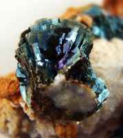 Iridescent Pyrite by bmah