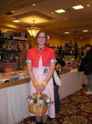 Aerith, Youmacon 2006 by The-Water-Alchemist