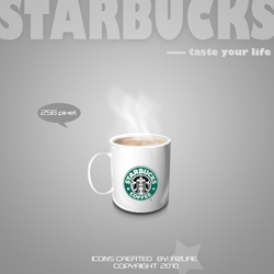Starbucks cup by Azure-57