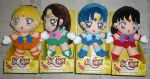 Sailormoon Plushies FOR SALE by HaloGoddess1