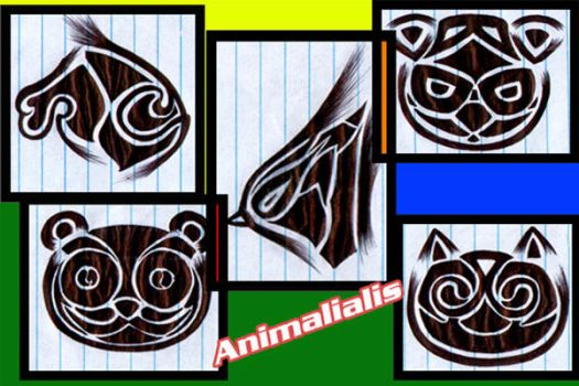 Animalialis by CrescentWing