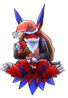 Santa Elecmon by Lord-Evell
