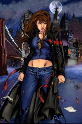 Witchblade by ParadoxDigital