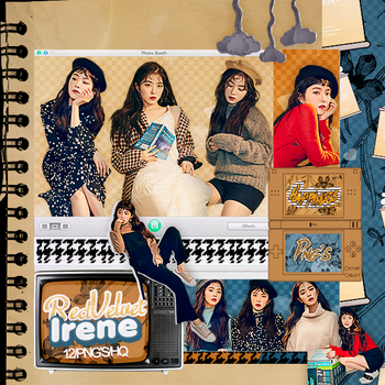 401|Irene (Red velvet) |Png pack|#06| by happinesspngs