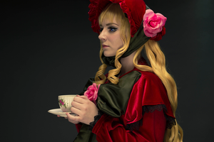 The 5th Rozen Maiden by Seena-Cha