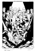 Spider-man cover 12 by PScherberger